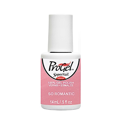 SUPER NAIL 美國專業光撩-80300 So Romantic 14ml