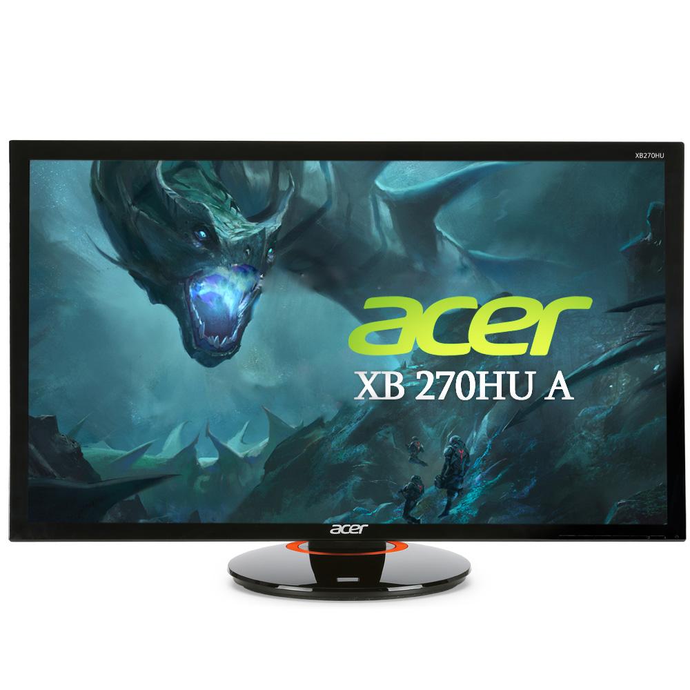 acer XB270HU A 27型 極速電競電腦螢幕