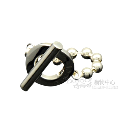 GUCCI  珠鍊造型戒指【silver925】