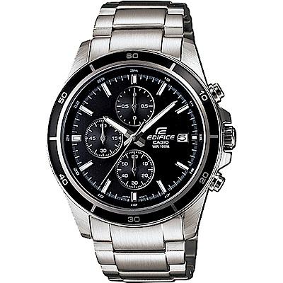 CASIO卡西歐 EDIFICE 競速方程式計時手錶 EFR-526D-1AVUDF