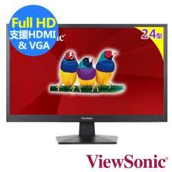 ViewSonic24型電腦螢幕