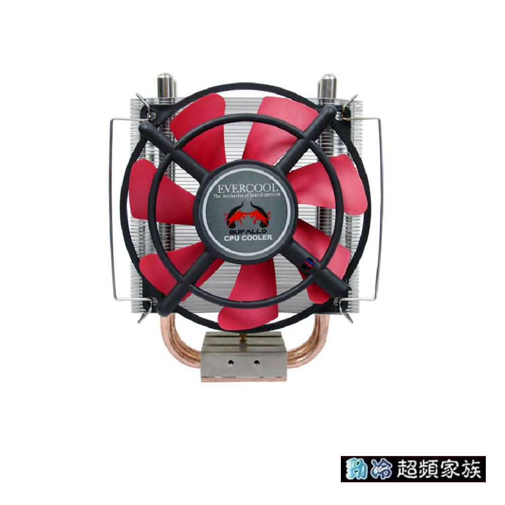 EVERCOOL勁冷超頻家族 鬥牛士 AMD K8 CPU散熱器