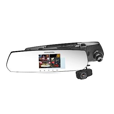MANHATTAN RS10D 旗艦版 4K SONY EXMOR 雙鏡頭 行車紀錄器