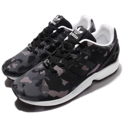 adidas-休閒鞋-ZX-Flux-J-女鞋