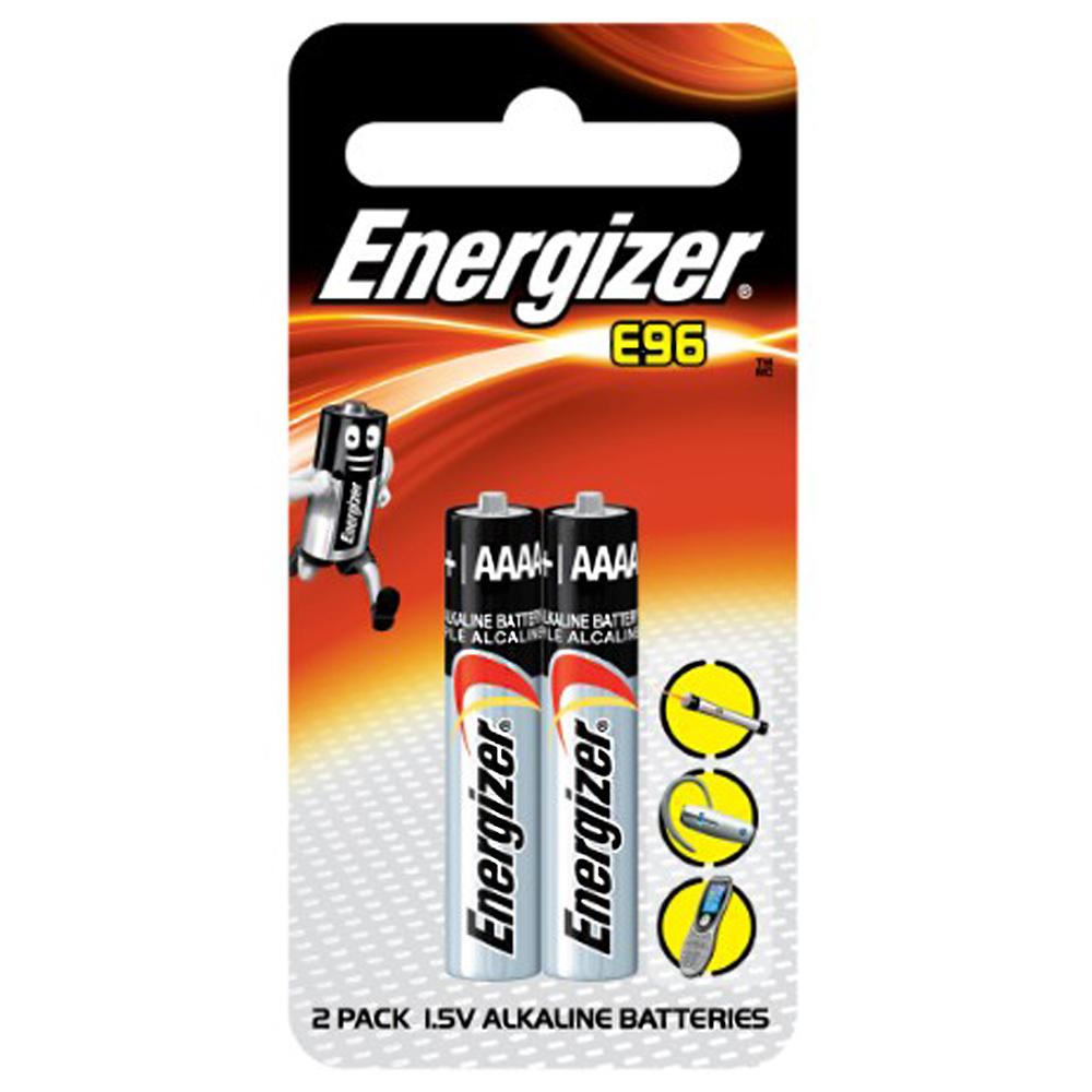勁量 鹼性電池6號(AAAA) 2入