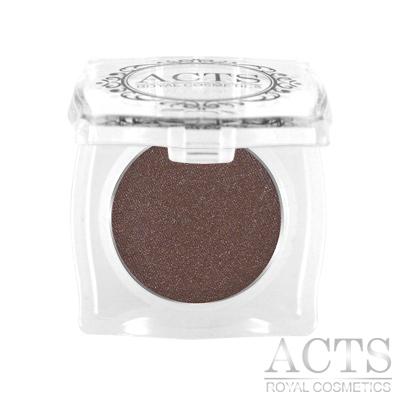 ACTS維詩彩妝 細緻珠光眼影 珠光黑咖啡B607