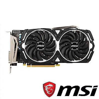MSI微星 Radeon RX 570 MINER 8G 顯示卡(5入裝)