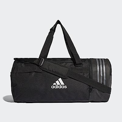 adidas Convertible 3-Stripes 中型行李袋  CG1533