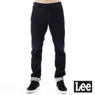 Lee 牛仔褲 755 低腰標準小直筒牛仔褲/UR-男款