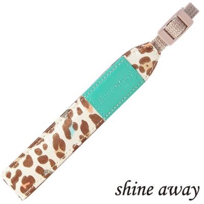 shine-away-手工製相機手腕帶-甜心豹紋