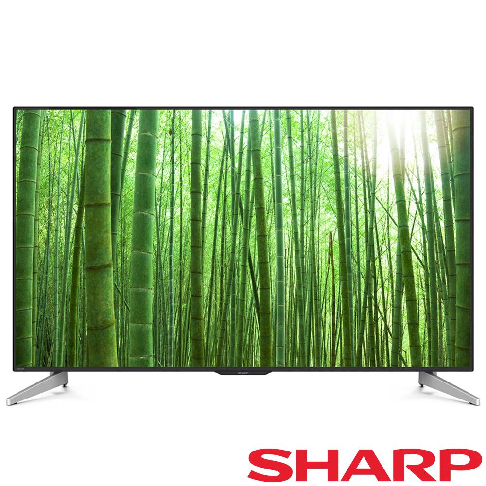 SHARP夏普 70吋 4K 液晶連網電視 LC-70U33JT