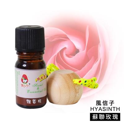 風信子HYASINTH專利香精油飄香瓶(蘇聯玫瑰)-快