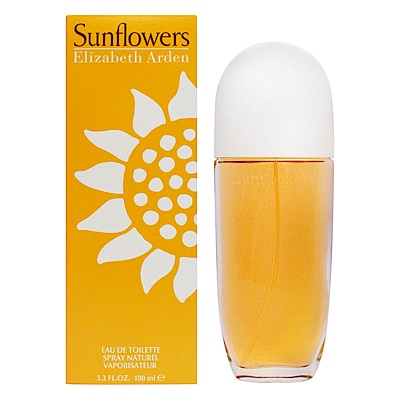 E.ARDEN Sunflowers雅頓向日葵女性淡香水100ml