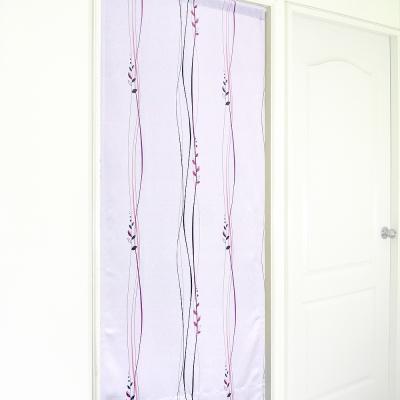 布安於室-波坦葉絲遮光風水簾-紫色