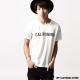 印刷短袖T恤 ZIP日本男裝
