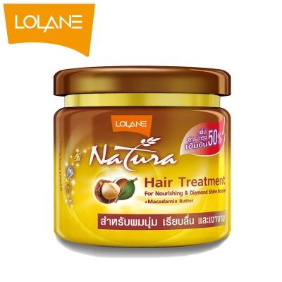 LOLANE蘿瀾 植萃即效髮絲護理霜-強效滋養(100g)