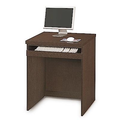 品家居 雷納2尺電腦桌/書桌(二色可選)-60x58x76cm免組