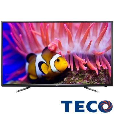 TECO東元 50吋 低藍光護眼液晶顯示器+視訊盒 TL50A2TRE