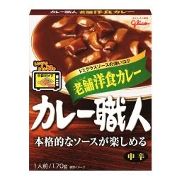 Glico格力高 職人咖哩老舖洋食風味(170g)