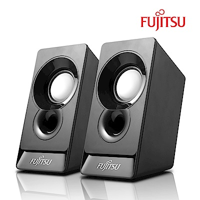 FUJITSU富士通USB電源多媒體喇叭 (PS-150)