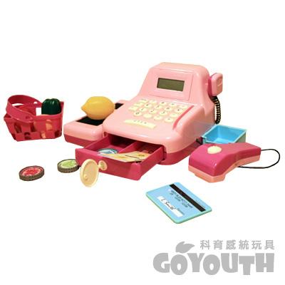 美國【B.Toys】露卡電子收銀機_PlayCiRcle系列