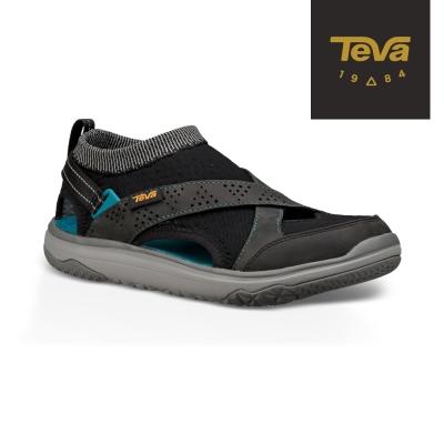 TEVA 美國 女 Terra-Float 機能運動涼鞋 (黑)
