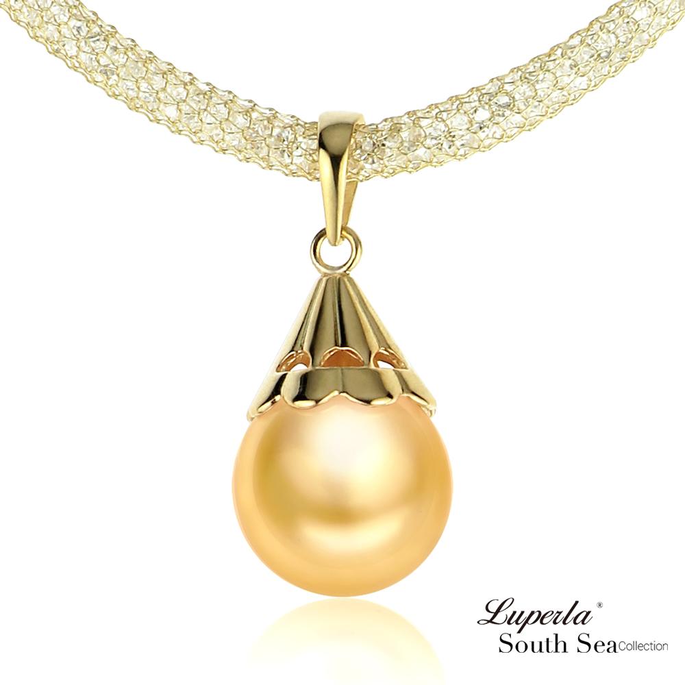 大東山珠寶 南洋金珍珠項鍊 璀璨星河 極致奢華