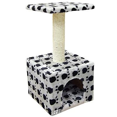 派斯威特-跳台世家貓跳台 雙層方形山洞