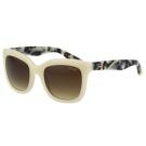 GUESS-時尚太陽眼鏡(米白色)