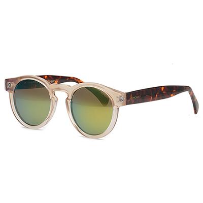 KOMONO-太陽眼鏡-Clement-克萊蒙系列-透明琥珀