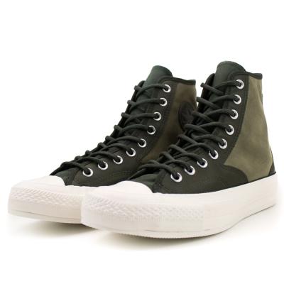 CONVERSE-男休閒鞋157485C-橄欖綠
