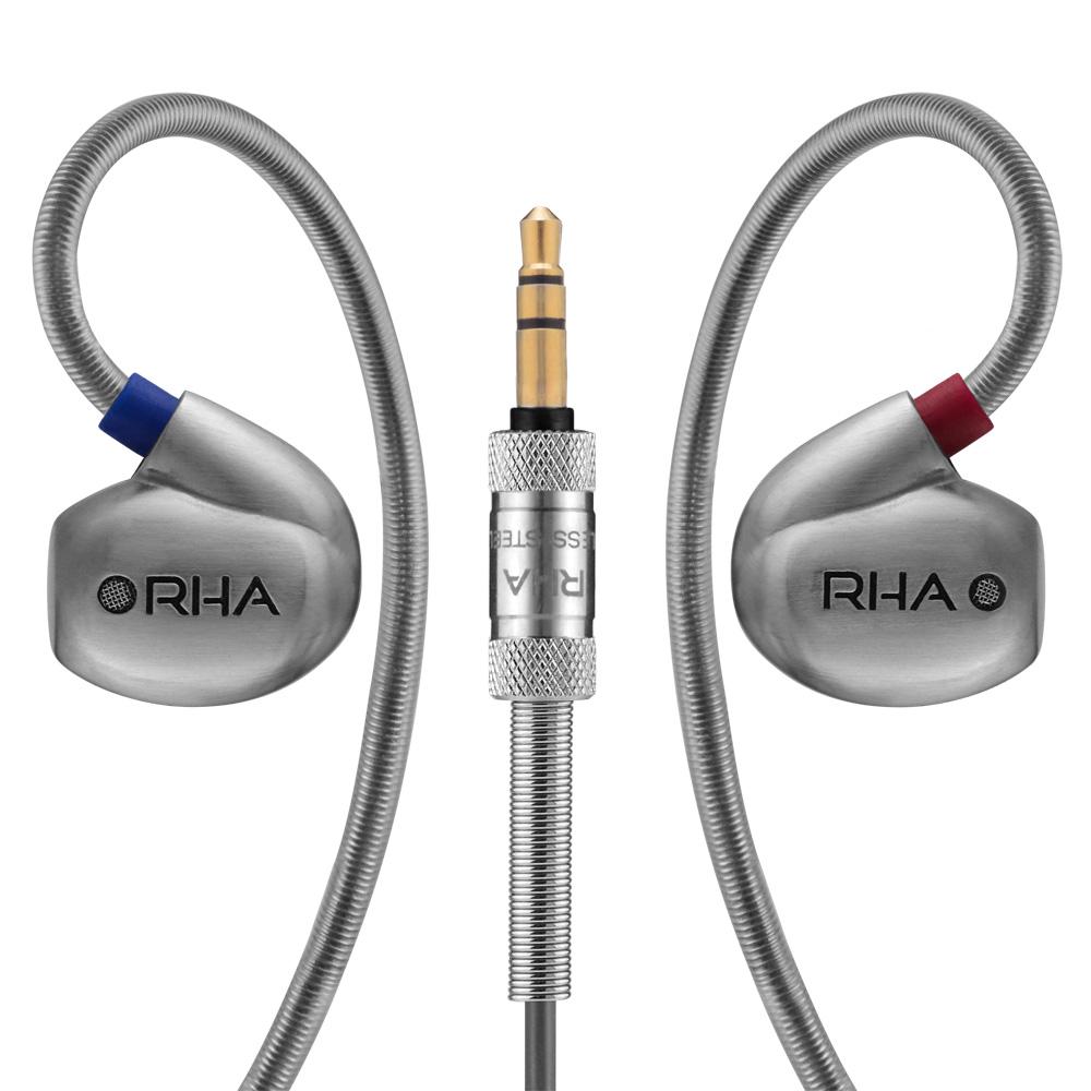 RHA - T10 高傳真入耳式耳機