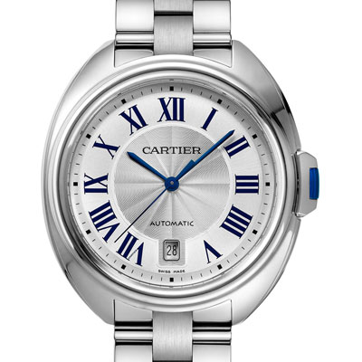 CARTIER卡地亞CLE DE CARTIER WSCL0007自動鍊帶腕錶-40mm