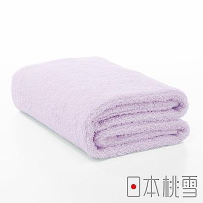 日本桃雪今治超長棉浴巾(薰衣草紫)