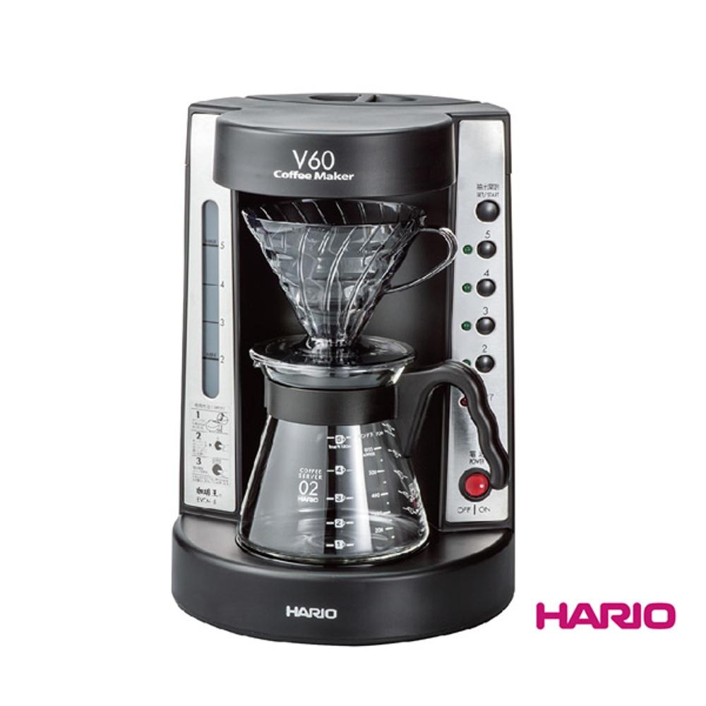 HARIO V60咖啡王2~5杯份咖啡機(EVCM-5B-TG)