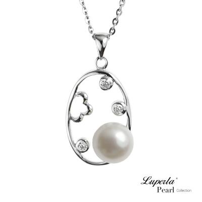 大東山珠寶 珍珠項鍊-愛妳經典