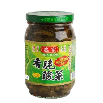 龍宏 香脆酸菜(420g)