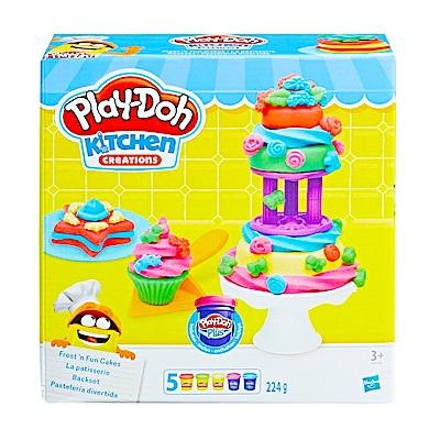 PlayDoh培樂多-糖霜蛋糕遊戲組