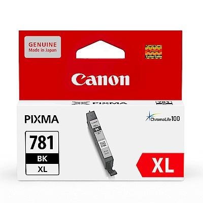 CANON CLI-781XL-BK 原廠相片黑高容量墨水匣