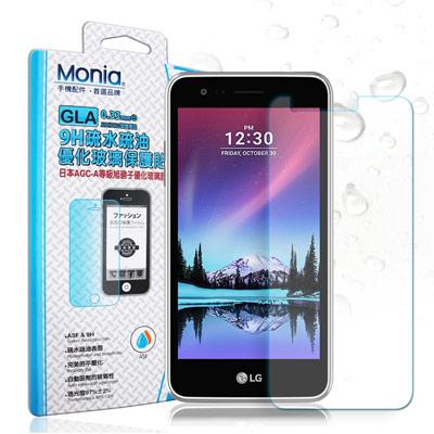 MONIA LG K4 2017 / LGX230K 5吋 日本頂級疏水疏油9H...