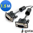 i-gota 極細型VGA高畫質影像傳輸連接線 1.5M