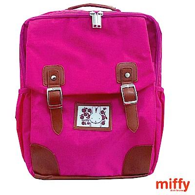Miffy 米菲超輕巧護脊後背包(粉)