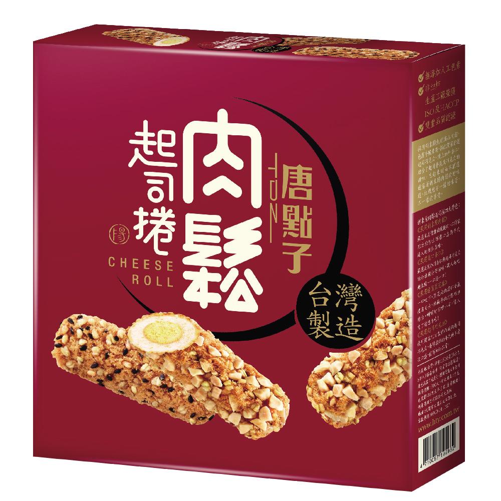 新東陽 肉鬆綜合起司捲(15gx8入)