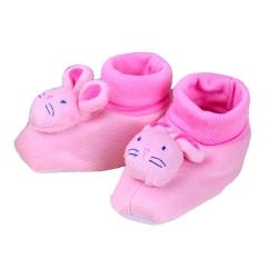 魔法Baby 超可愛立體小兔公仔學步鞋 s9513