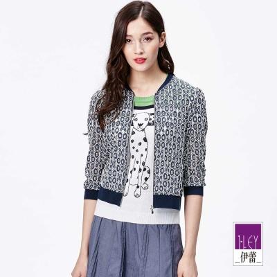 ILEY伊蕾-日式禪風雅緻小外套