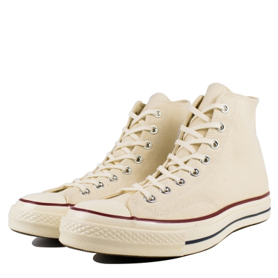 CONVERSE-男休閒鞋144755C-米白