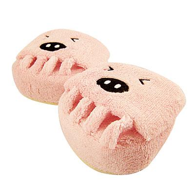 塑腿曲線美腿鞋五指鞋(3雙)