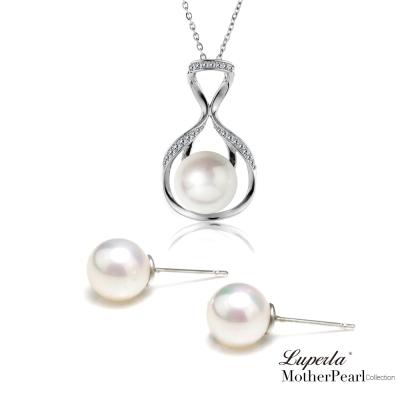 大東山珠寶 第一夫人系列 南洋貝寶珠墜飾 片片柔情