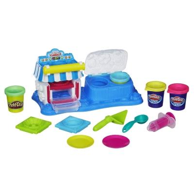 培樂多Play-Doh 創意DIY黏土雙重甜點遊戲組 A5013