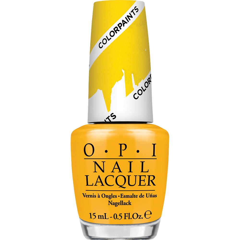 OPI 百變彩繪系列.純粹香吉士(NLP20)